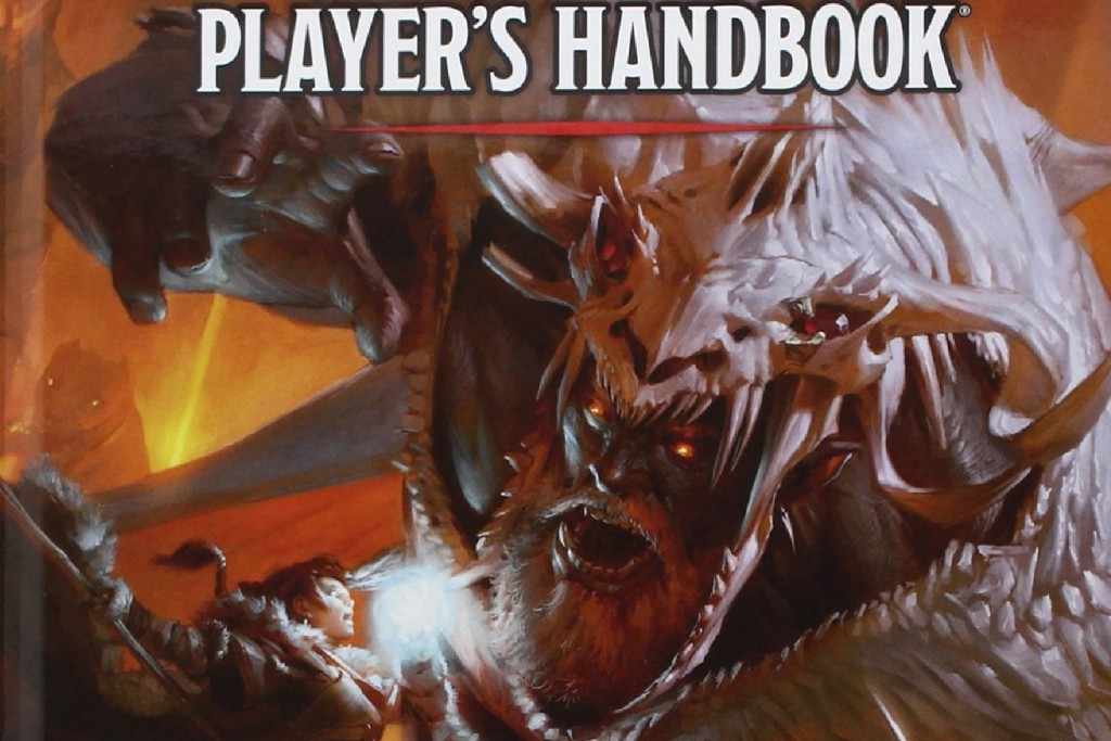 DnD 5e Players Handbook