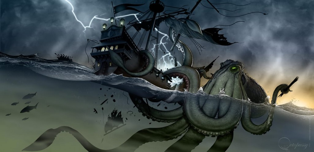 Legendary actions D&D 5e kraken