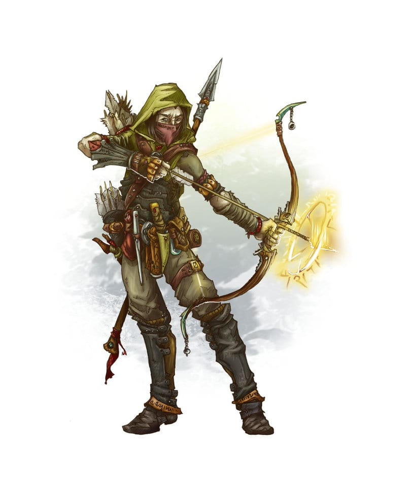 Character Build: Arcane Archer Fighter - Dungeon Solvers