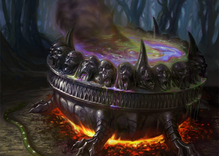 D&D 5e Homebrew Cauldron