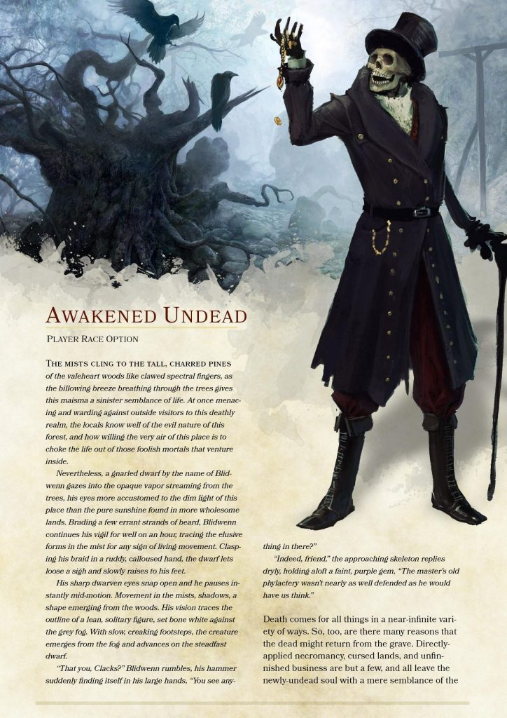 How To Create A Homebrew Race For D D 5e Dungeon Solvers