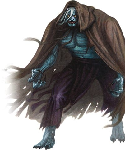 D&D Monster Monday: Oni - Dungeon Solvers