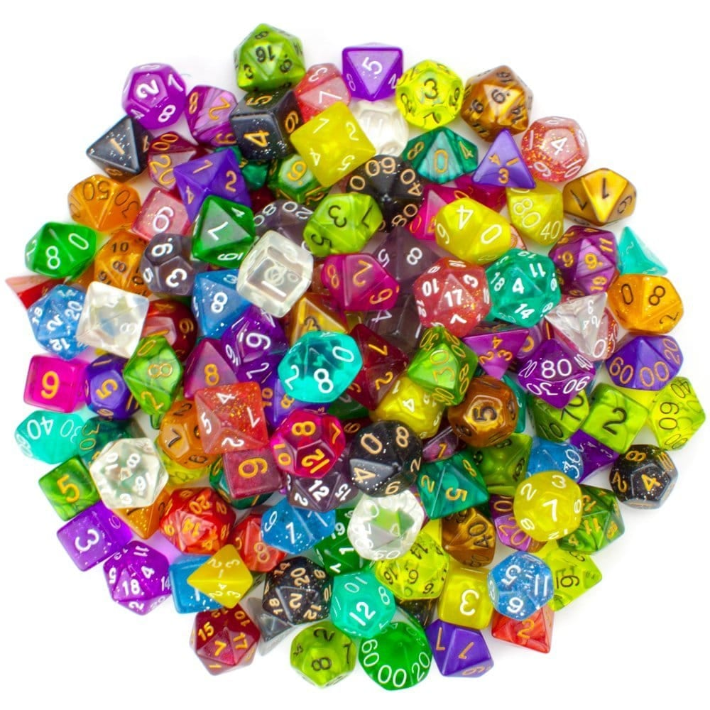 Dice D&D 5e on a budget