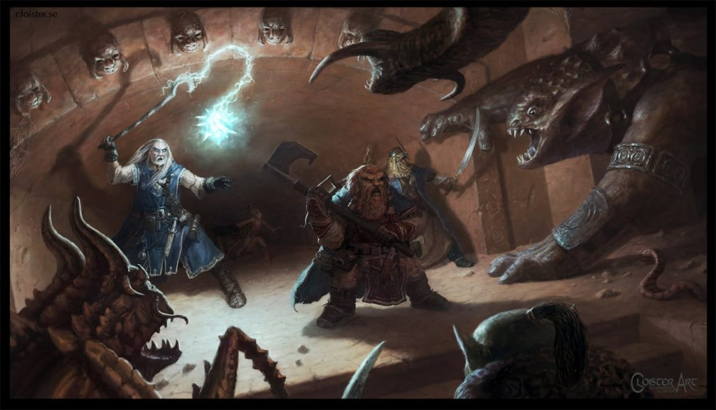 pathfinder rpg keep everyone focused